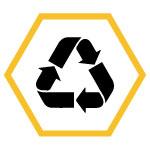 Icona smaltimento rifiuti Ecoteti srl