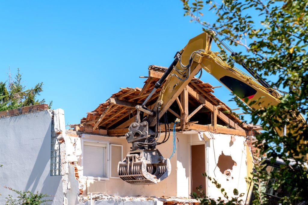 demolizioni edili industriali e civili Ecoteti srl - Smaltimento rifiuti Edili