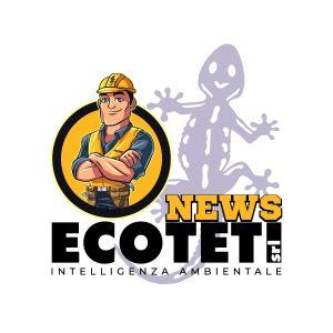 MASCOTTE NEWS ECOTETI SRL azienda specializzata nello smaltimento rifiuti, bonifica amianto e rimozione eternit Tetti e Coperture