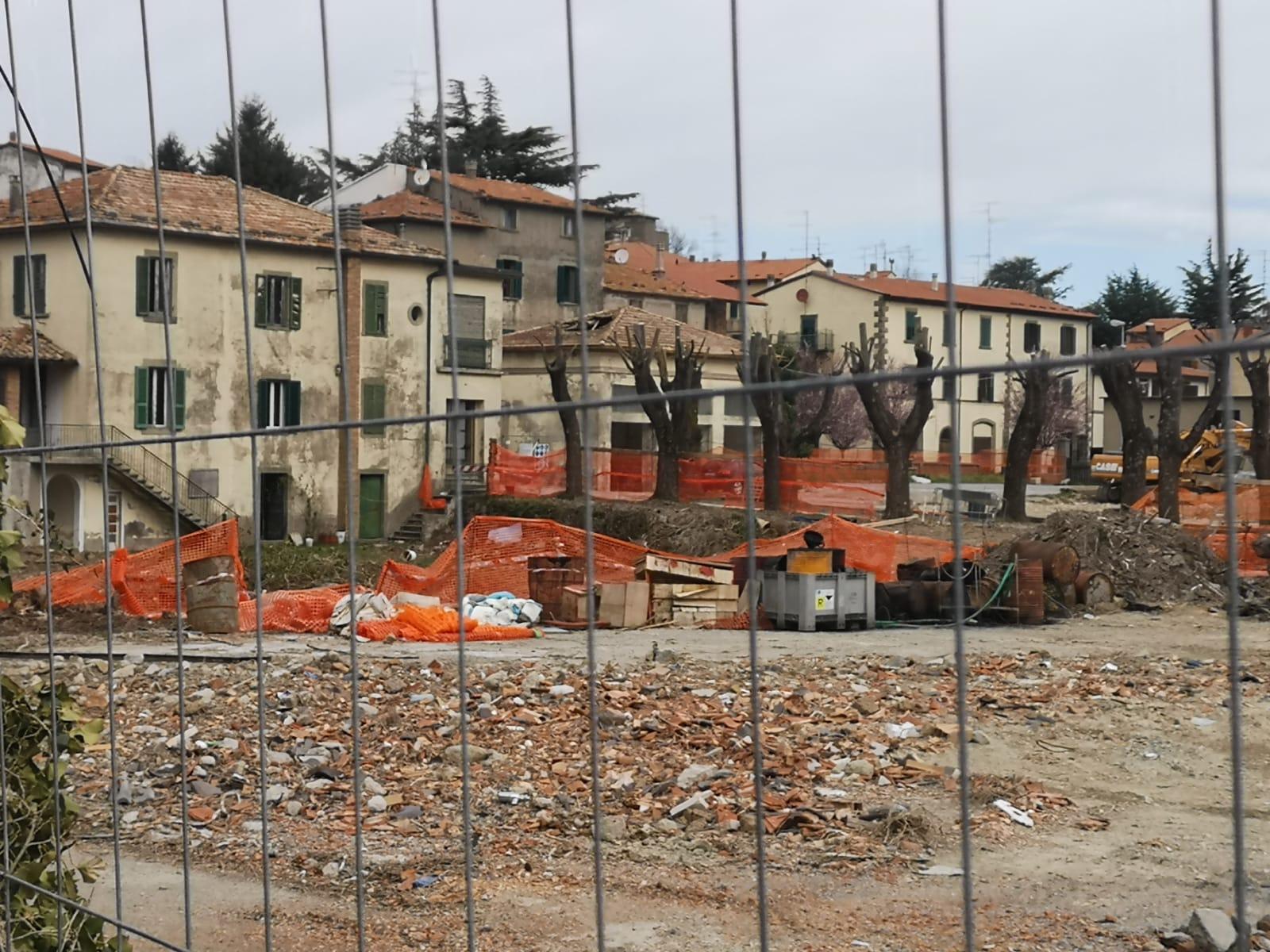 EX Stabilimento Tan Castel del Piano. Smaltimento rifiuti speciali e Bonifica - Ecoteti srl