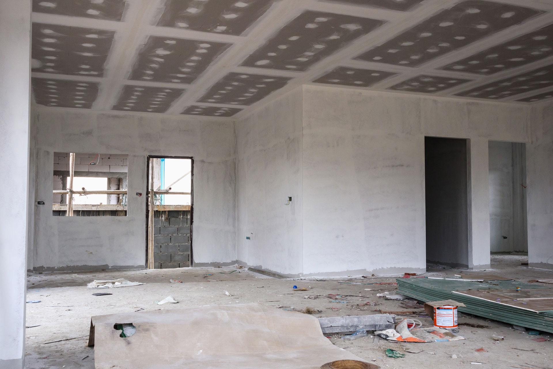 Rifiuti da demolizioni o lavori edili, rifiuti speciali non pericolosi, smaltimento cartongesso - ECOTETI SRL