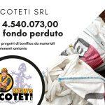 Fondo perduto per Progetti di Inteventi di Bonifica dell'amianto - Bando Inail 2020 - 2021 - Ecoteti srl